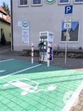 E-Tankstelle für PKW | Uracher Straße Münsingen