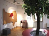 Blick in das Jüdische Museum