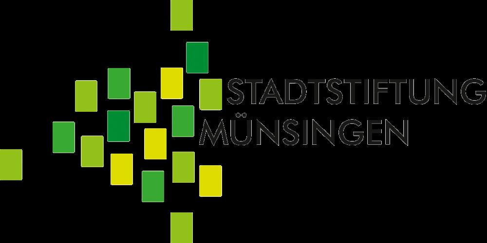 Logo Stadtstiftung Münsingen