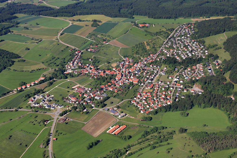 Luftbild Dottingen