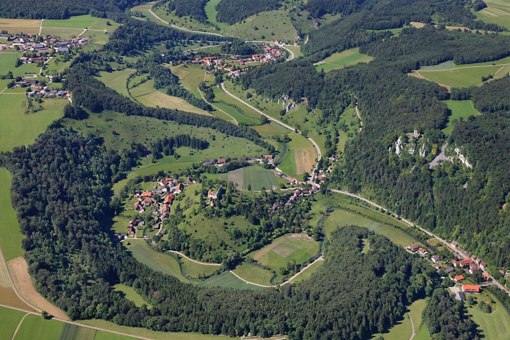 Luftbild Gundelfingen