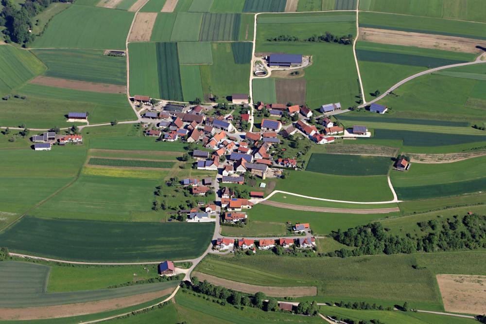 Luftbild Dürrenstetten