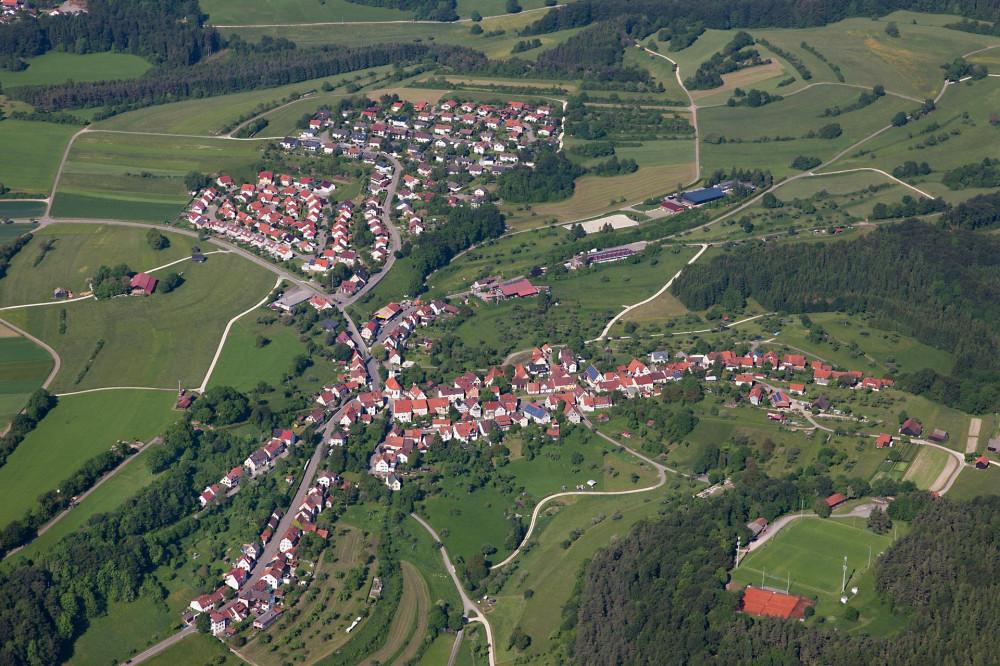 Luftbild Rietheim