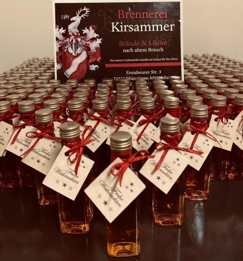 Brennerei Kirsammer_Liköre