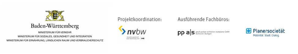 Logos der Projektbeteiligten