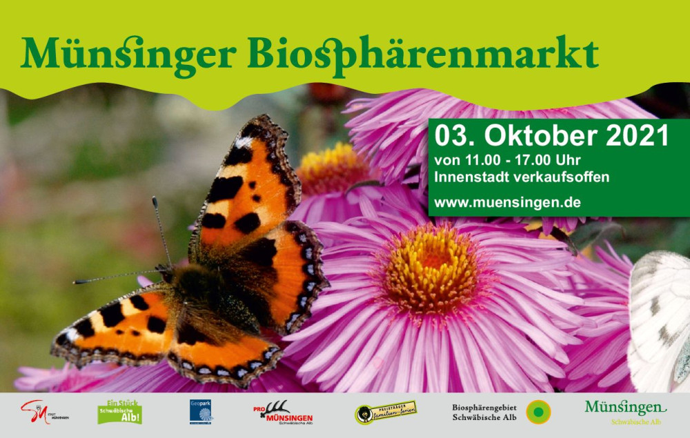 Anzeige Biosphärenmarkt 2021